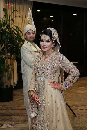 FAIZA AND MUBARAK SHAADI CEREMONY