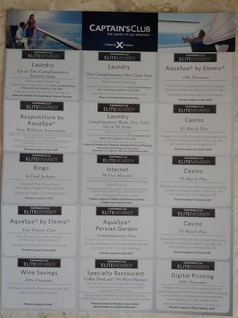 Celebrity Eclipse - January 28th, 2012
