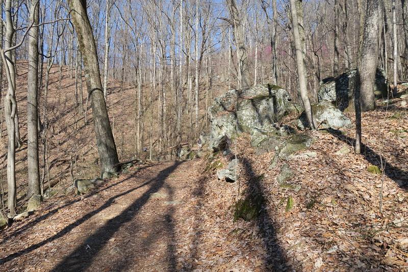 Ewing Trail - 2,000'