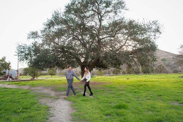 Jordan and Tiara's Engagement Session