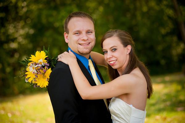 Justin and Lydia | Wedding