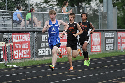 2013 MHSAA Highland Conference Boys 3200 Meter