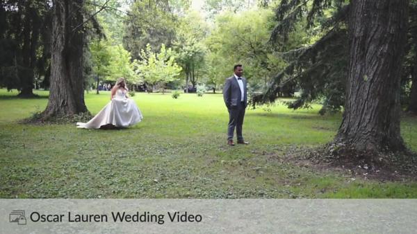 Oscar Lauren Wedding Video