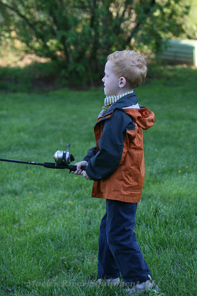 Mack Fishing Practice