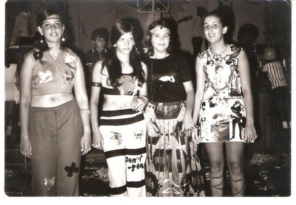 Lucapa Paula Borges, Ceu Inacio, Ana Isabel Carlos Silva, Isabella Mendonça