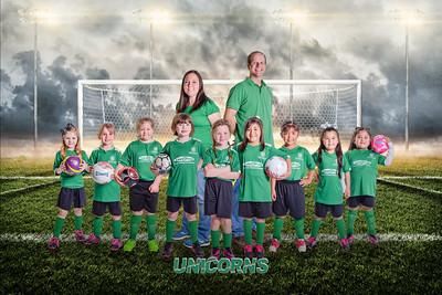 2019 Spring Soccer- U6 Girls