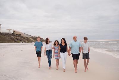 LISA + JOHN + FAMILY