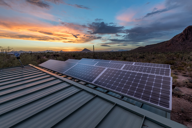 RWG - 5-25-20 Solar Panel Sunset-2.JPG