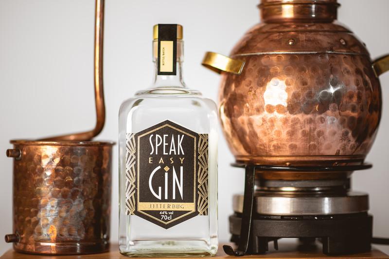 Speak Easy Gin