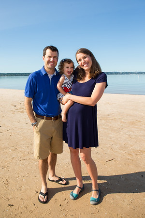 Lake Michigan Harbor Springs Family Photography