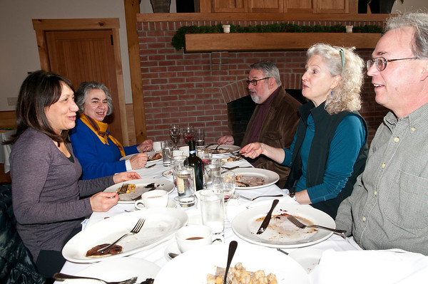New Years Day Brunch at Cloudland Farm