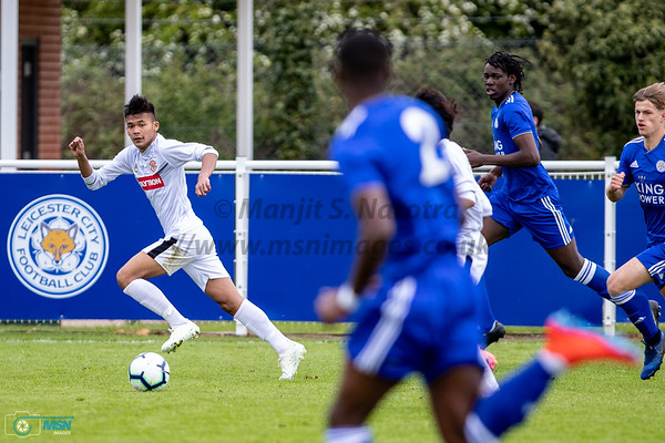 Garuda Select XI vs Leicester U17s - 6th May 2019