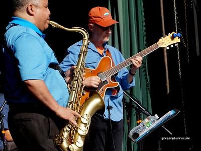 2016 OSPAC Bob DeVos Quartet