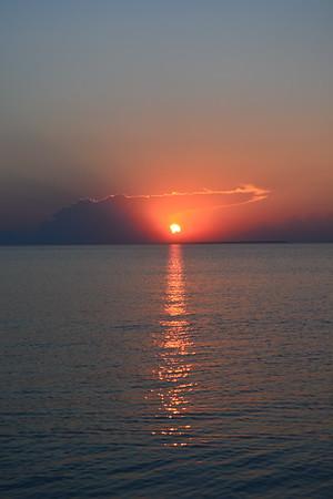 Lake Huron Michigan
