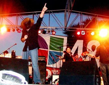 La Mafia , Fiestas Patrias 2004