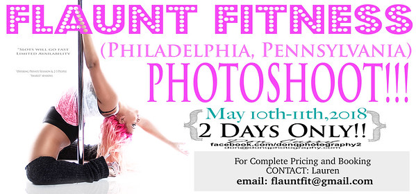 Pinki (Flaunt Fitness)