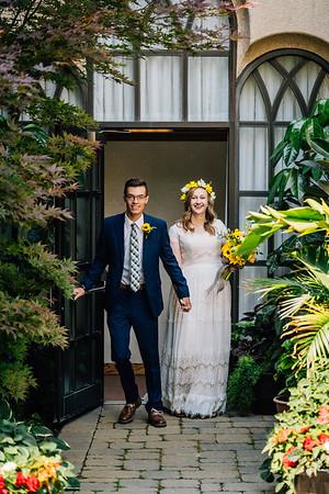 Adam & Sydney Wedding