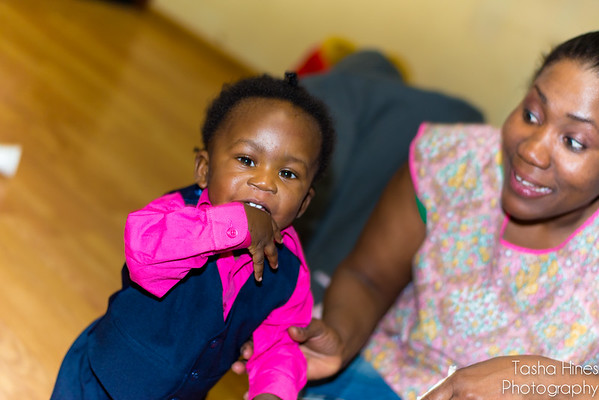 Jamal 1st Birthday