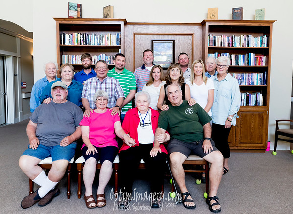 AUGUST, 2017: RETURN TO OK FOR DAD'S FUNERAL