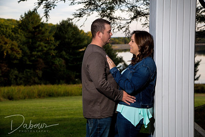 Mike & Kristin Engagement Photos