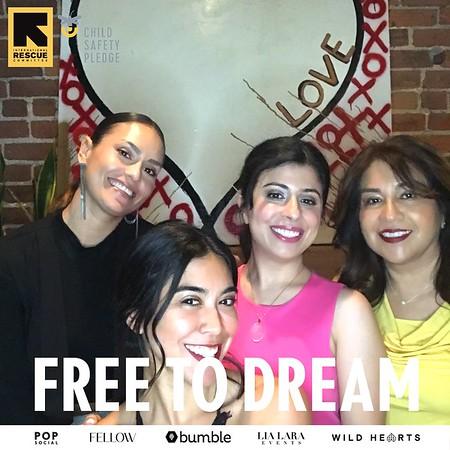 Wild Hearts Free to Dream LA Pod Photos