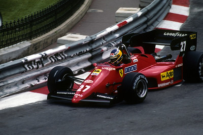 F1 Monaco 1984