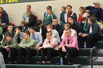 Boys Varsity Basketball - Ballard 2010