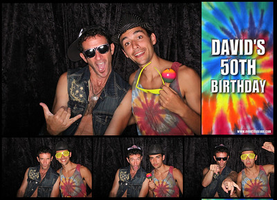 David's 50th Birthday