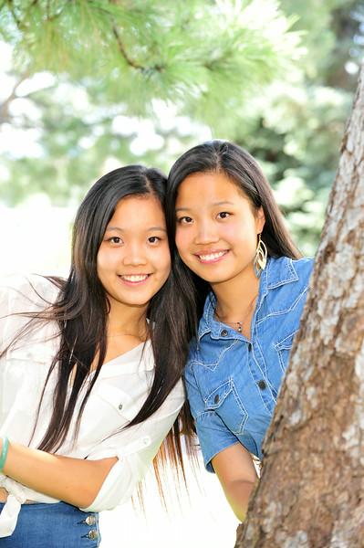 Senior Twins - Ming & Hao
