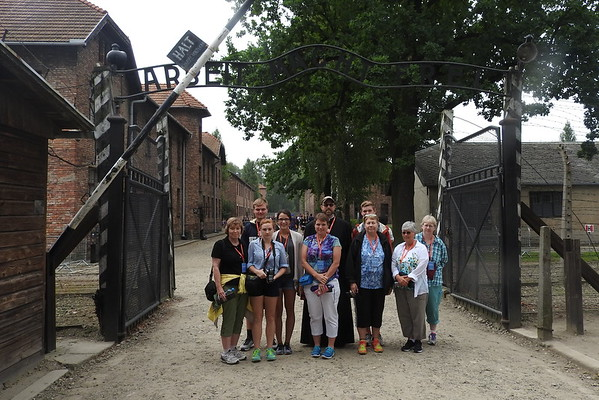 05 World Youth Day Pilgrimage: Day FIVE:  2016