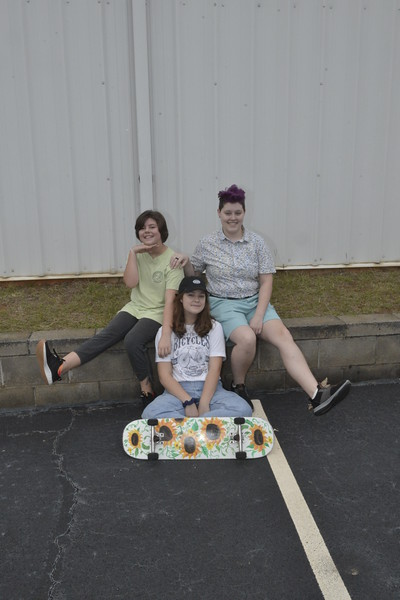 Rylee, Carlee and Chesnee