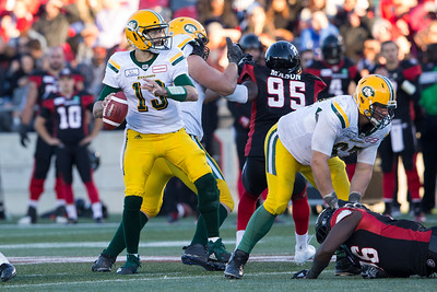 20180922 Eskimos vs Redblacks