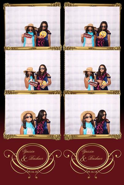Yassin & Bashaer's wedding (09/16/18)