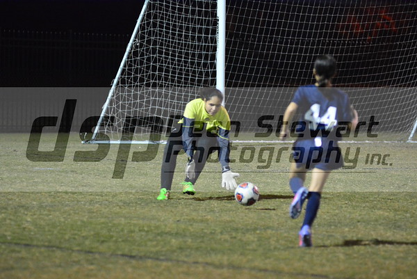 Girls JV Soccer vs Tohopekaliga 01*14*19