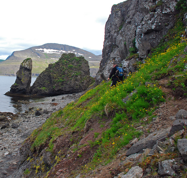 Klöngur út Rekavíkina