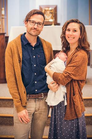 2020 Dottie Baptism