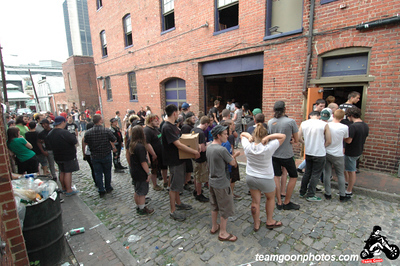 No Way Fest Day 1 - at Alley Katz - Richmond, VA - June 21, 2008