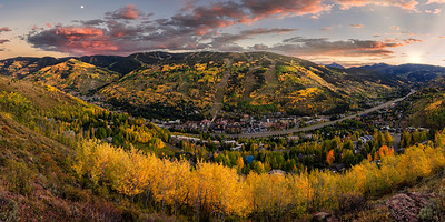 Fall in Vail, Colorado