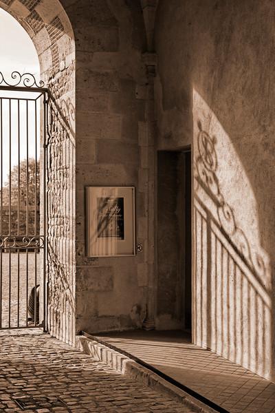 Château de Sully sur Loire - Interieur