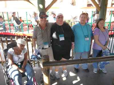 Knott's Berry Farm Thanksgiving #1303