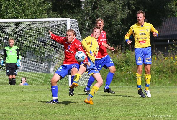20090801 - Søndre-Ringsaker 3-3