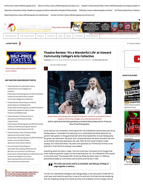 1 Theatre Review_ 'It's a Wonderful Life' at Howard Community College's Arts Collective _ Maryland Theatre Guide.jpg