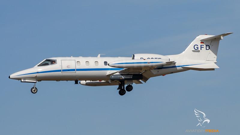 GFD / Bombardier Learjet 36A / D-CGFE