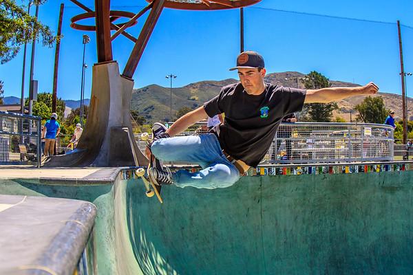 5/13/17 Monster Skate SLO