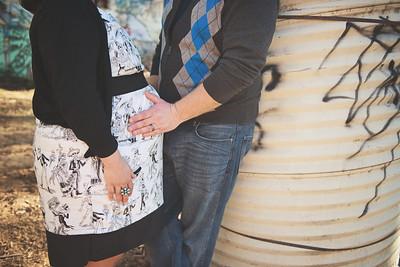 Juanita and Jared Maternity Session
