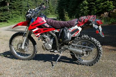 Ride Baker Lake Area 7-25-14
