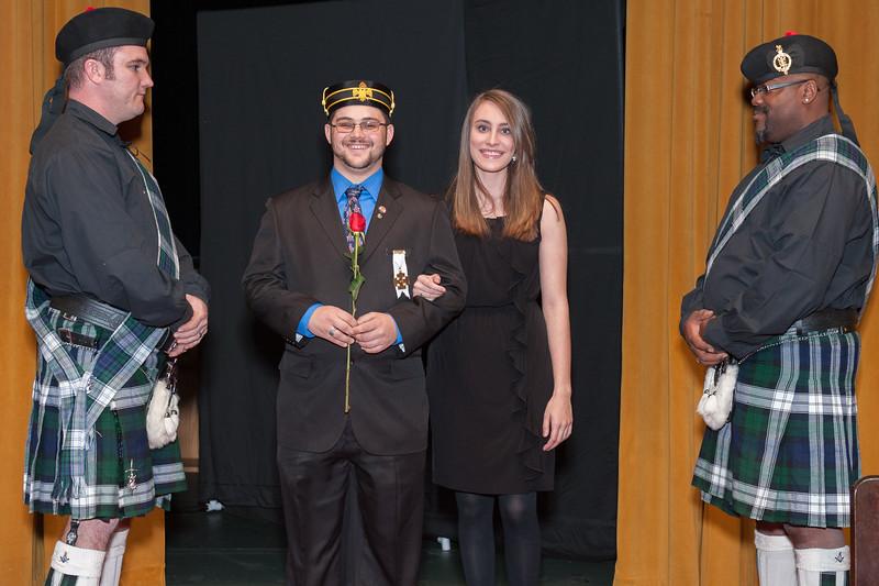 2014-01-08 Scottish Rite 14th Degree Ring Reunion