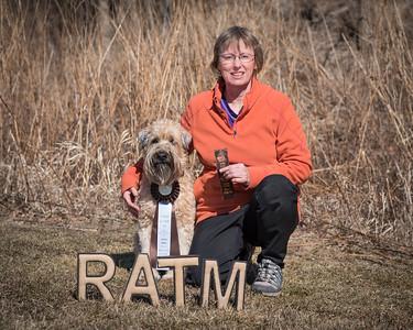 Barn Hunt 3/28/2015