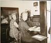 IPD Communications phone operators 1950s 3