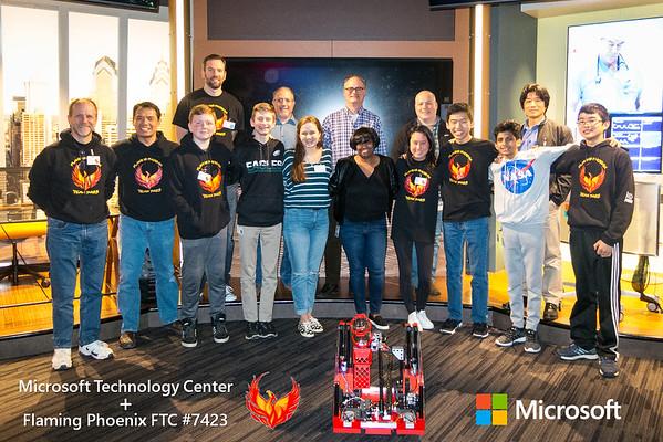 20190104 Microsoft MTC Flaming Phoenix